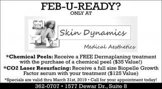 Feb-U-Ready?