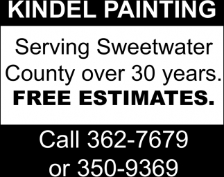 Serving Sweetwater County Over 30 Years