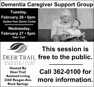 Dementia Caregiver Support