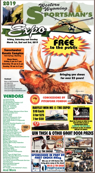 Western Wyoming Sportsman's Expo