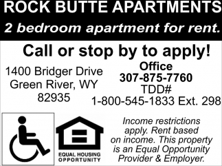 Call or Stop for Rent