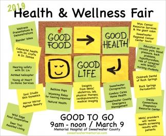 Health & Wellness Testing
