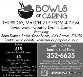 Bowls of Caring