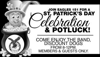 Celebration & Potluck