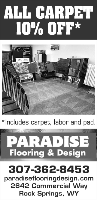All Carpet 10% OFF