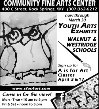 Youth Arts Exhibits