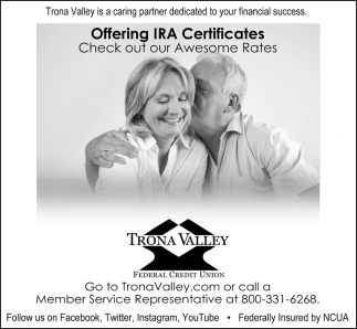 Offering IRA Certificates