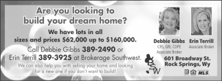 Are You Looking to Build Your Dream Home?