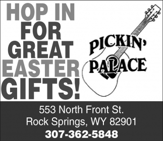 Hop in for Great Easter Gifts