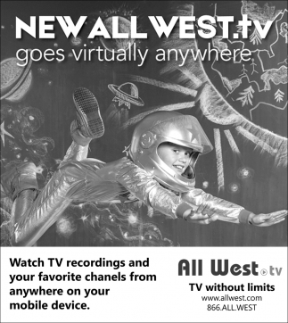 New All West. Tv