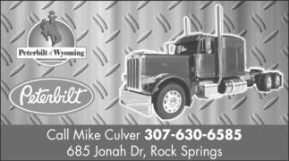 Call Mike Culver