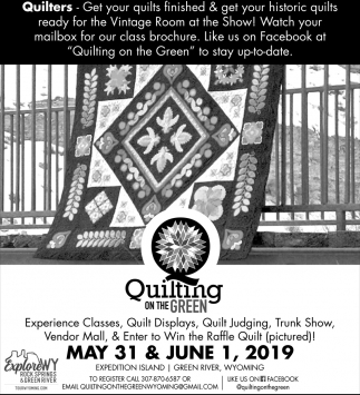 Get Your Quilts Finished
