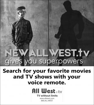 New Awll West.tv