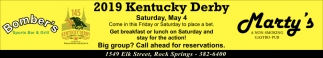 2019 Kentycky Derby