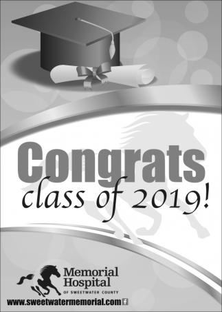 Congrats Class of 2019!