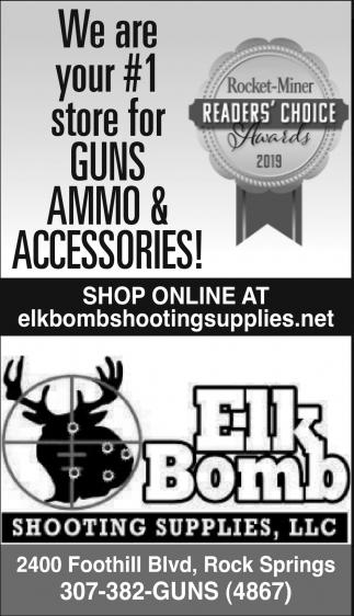 #1 Gun Store
