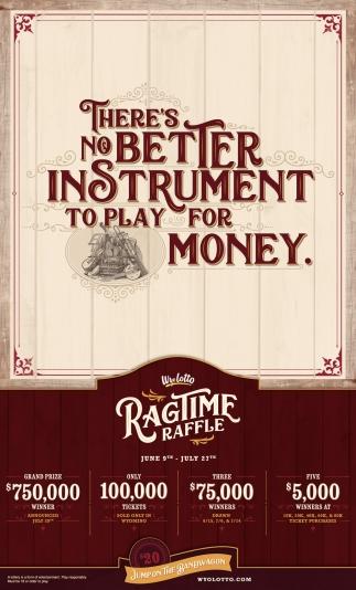 Ragtime Raffle