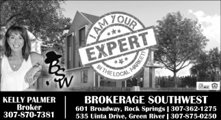 I Am Your Expert in the Local Market