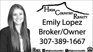 High Country Realty