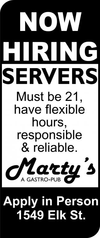 No Hiring Server