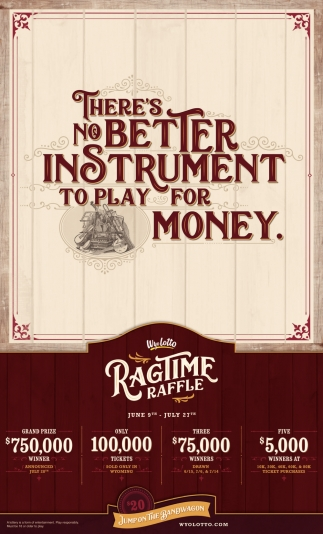 There's No Better Instrument to Play for Money