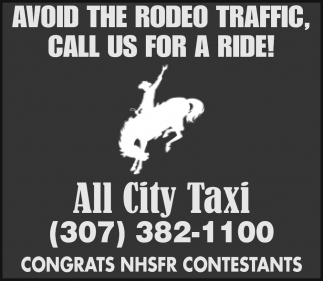 Avoid the Rodeo Traffic
