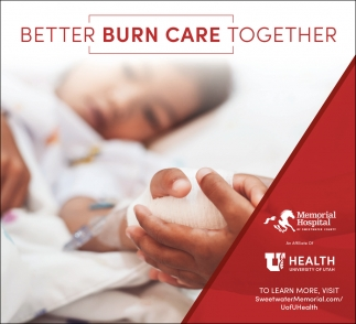 Better Burn Care Together