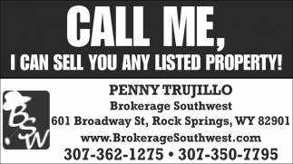 Call Me, I Can Sell You Any Listed Property!