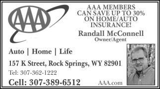 AAA Members Can Save Up To 30% on home/auto insurance