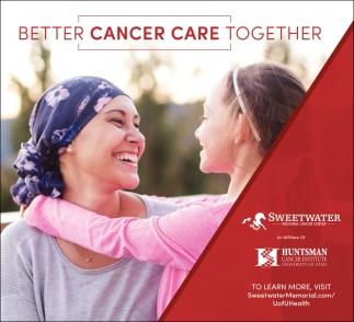 Better Cancer Care Together