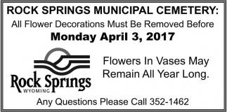 Rock Springs Municipal Cemetery