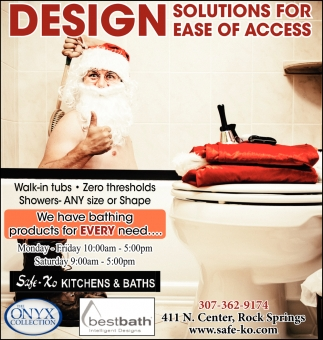 Design Solutions for Ease of Access