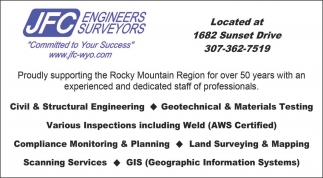Proudly supporting the Rocky Mountain Region