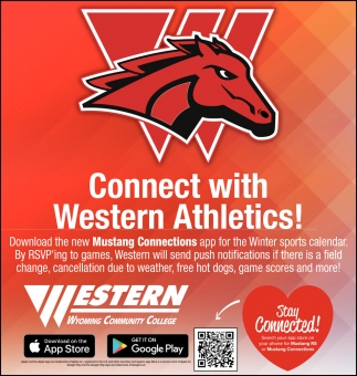 Connect with Western Athletics!