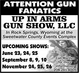 Attention Gun Fanatics