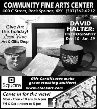 Give Art this Holiday!