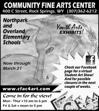 Youth Arts Exhibits!