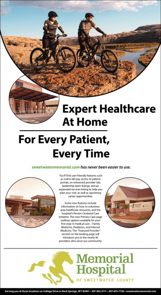 Expert Healthcare at Home