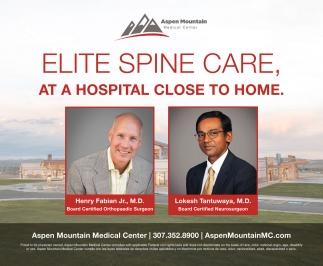 Elite Spine Care