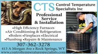 Control Temperature Specialists, INC